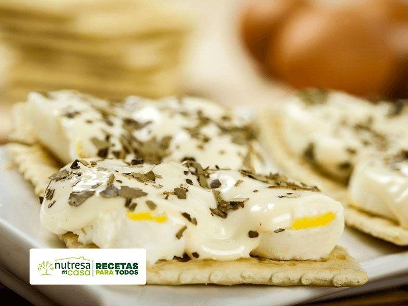 Receta de galletas con huevo y mayonesa