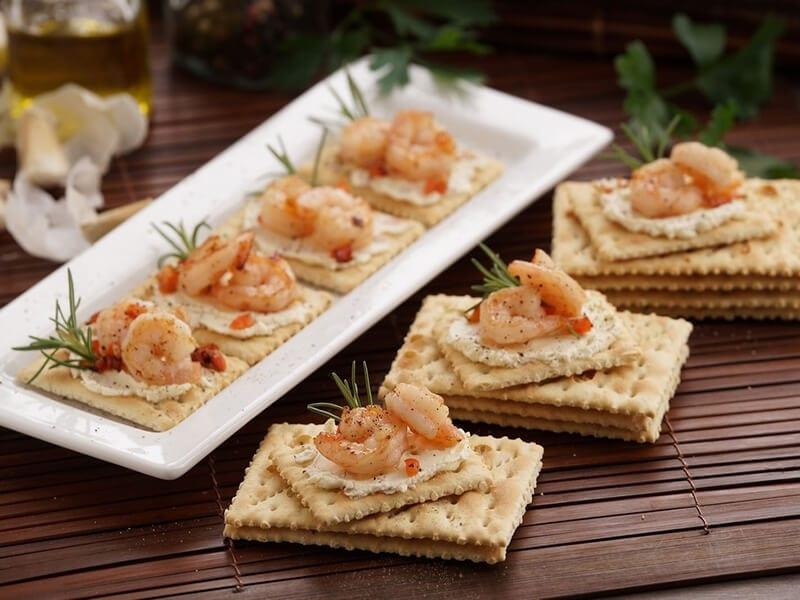 Receta saltin noel camarones tradicional