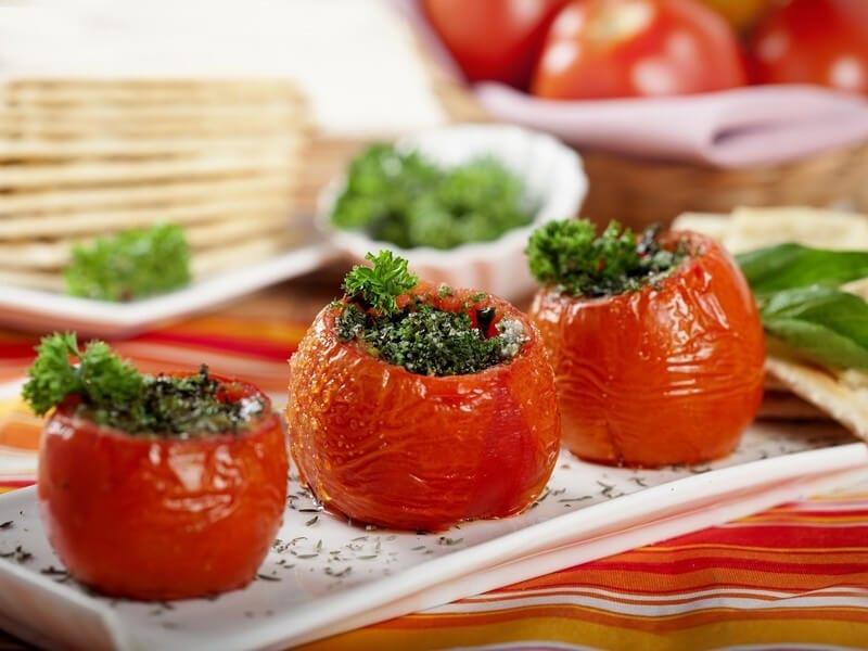 Receta saltin noel galletas tradicional con tomates confitiados y queso mozzarella